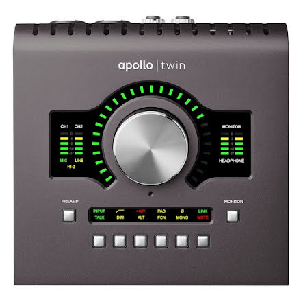 Apollo Twin SOLO MKII