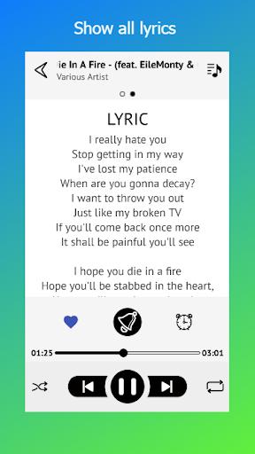 5 Nights Lyrics Update screenshot 3