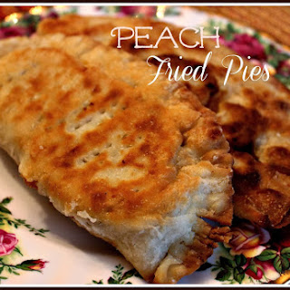 Peach Fried Pies!