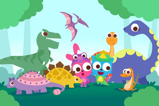 Papo World Dinosaur Island screenshots 2