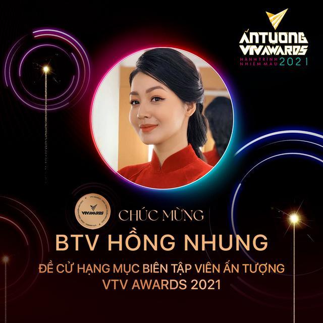 VTV Awards 2021: Nóng! Lộ diện những đề cử nhân vật ấn tượng đầu tiên trong vòng 1 - Ảnh 16.