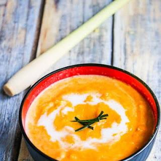 Thai Coconut Curry Lentil Soup.