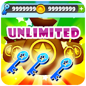 Unlimited Keys & Coins Subway