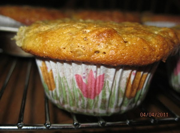 Heavenly Maple Nut Muffins Recipe