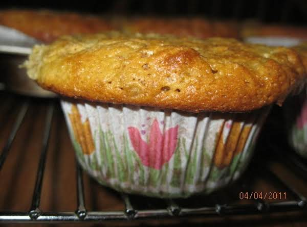 Heavenly Maple Nut Muffins
