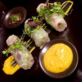 Vegetarian Spring Rolls Dipping Sauce Recipes.