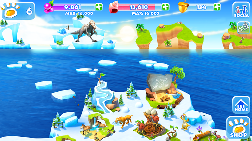 Ice Age Adventures screenshot 6