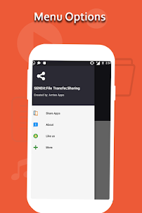 SENDit:File Transfer,Sharing- screenshot thumbnail