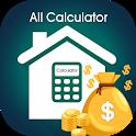 Mortgage calculator: Interest & Loan calculator icon