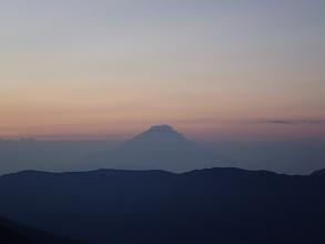 富士山アップ