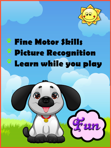 Dog puppies game for free