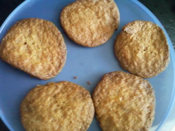 Unique Lizzy's Pancake Cookies Recipe