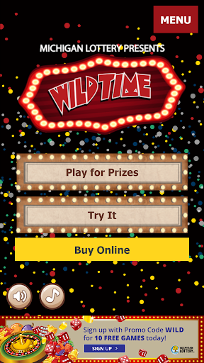 Wild Time by Michigan Lottery 2.4.0 screenshots 1