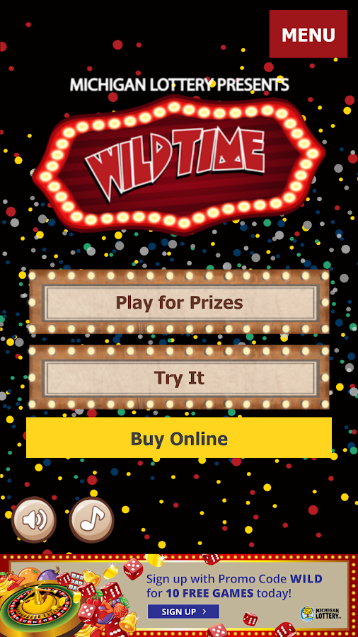 Wild Time by Michigan Lottery- screenshot