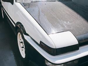 スプリンタートレノ AE86 のカスタム事例画像 こじこじさんの2021年06月16日22:22の投稿