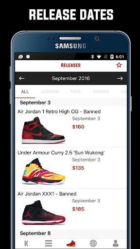 玩免費新聞APP|下載Kickster - Sneaker Culture app不用錢|硬是要APP