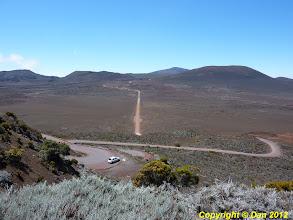Photo: Route du volcan