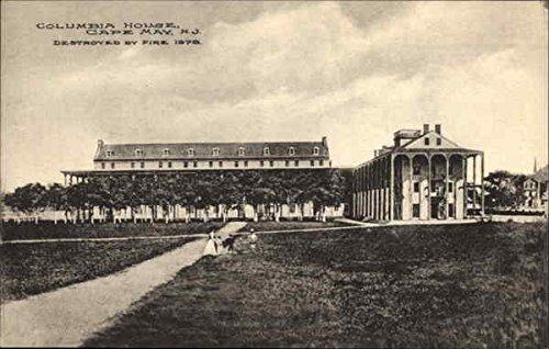 The original Columbia Hotel