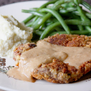 Grain-Free Chicken Fried Steak.