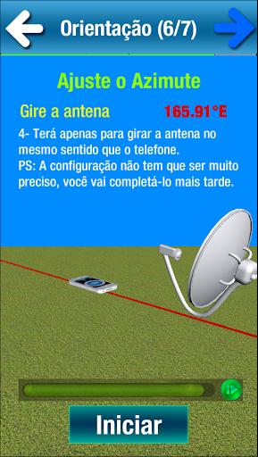 Instalação antena parabólica - for PC