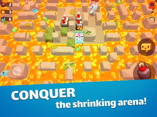Battle Bombers Arena screenshot 7
