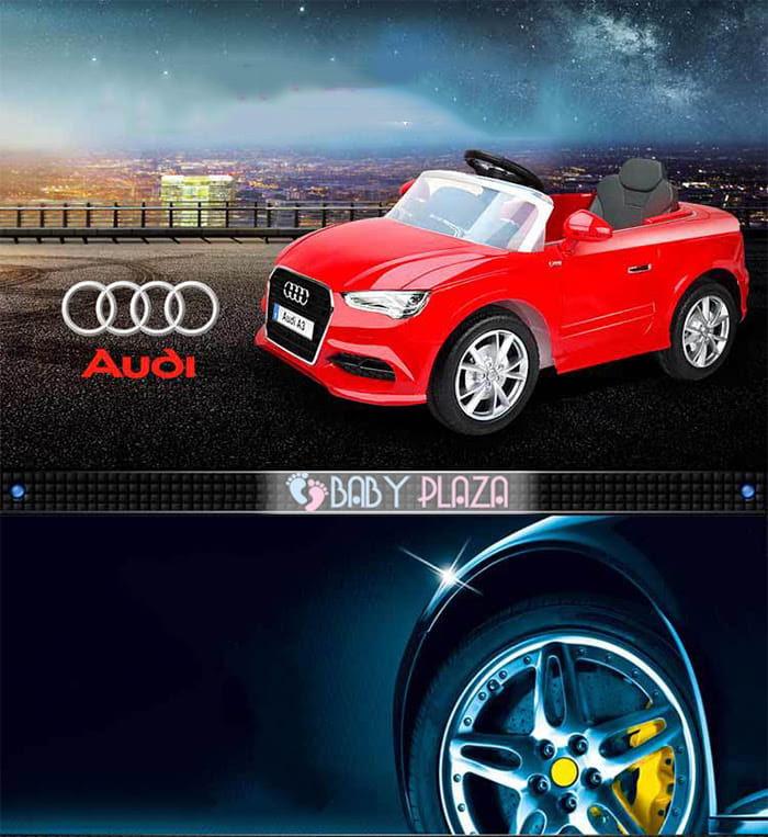 Ô tô điện dành cho trẻ em Audi A3 3