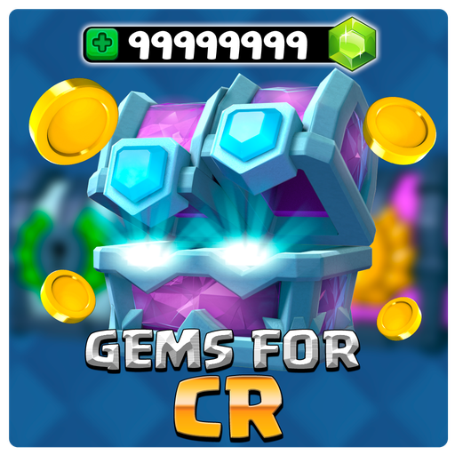 Free gems for CR - Prank