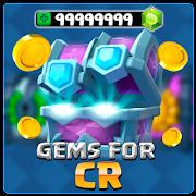 Free gems for CR 2018 - Prank