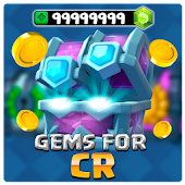 Free gems for CR 2018 - Prank