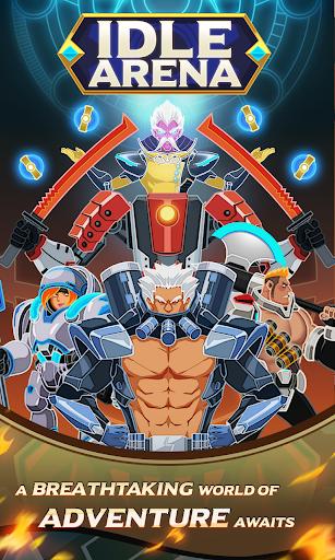 Idle Arena - Clicker Heroes Battle 31 screenshots 12