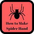 How To Make Spider Hand icon