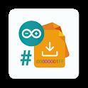 Arduino Hex Uploader-Firmware Bin Upload icon