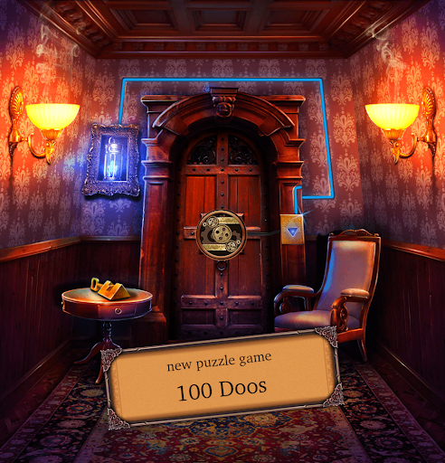 100 Doors Adventure puzzle ud83dudc4d 0.8 screenshots 1