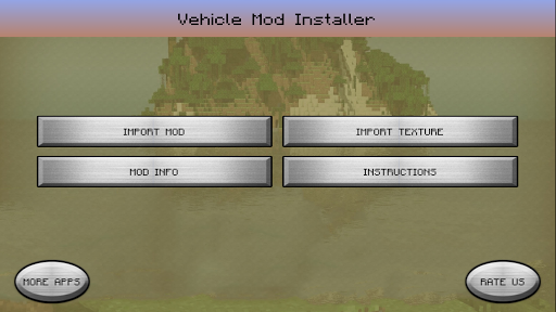 玩免費運動APP|下載Vehicle Mod - Cars Planes MCPE app不用錢|硬是要APP