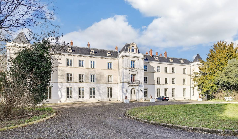 Château Fontenay-le-Vicomte