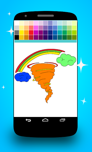 Twister Coloring Pages screenshot 5