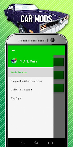 Guide: Car Mods for MCPE