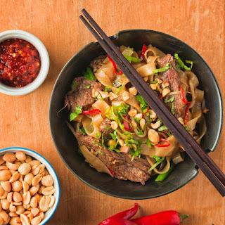 Sirloin Beef Noodles Recipes