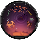 Black Hole Watch Face