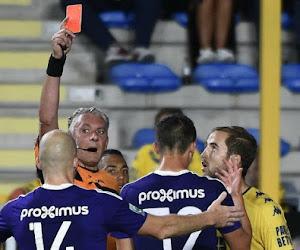 We zitten na drie speeldagen aan zes uitsluitingen in de Jupiler Pro League, maar wie trekt nu het vaakst geel en rood?