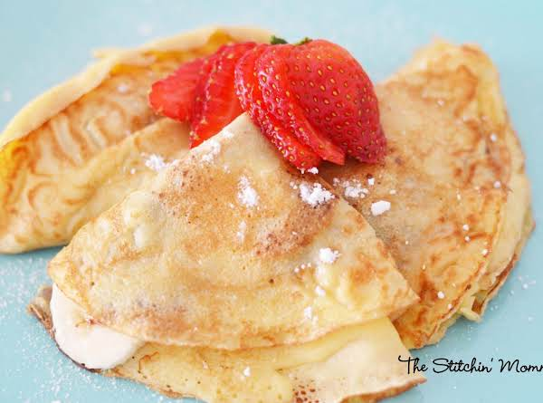 Banana Nutella Crepes Recipe