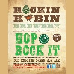 Logo of Rockin Robin Hop Rock It