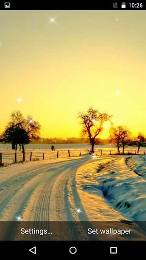 玩個人化App|冬天动态壁纸HD免費|APP試玩