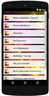 Meditation Trainer Wiki Guide- screenshot thumbnail