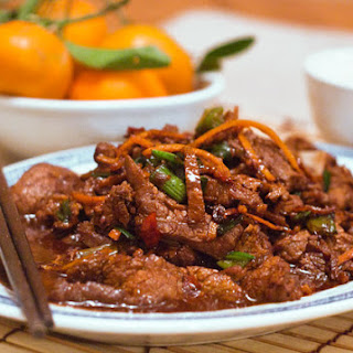 Chinese Mandarin Beef Recipes