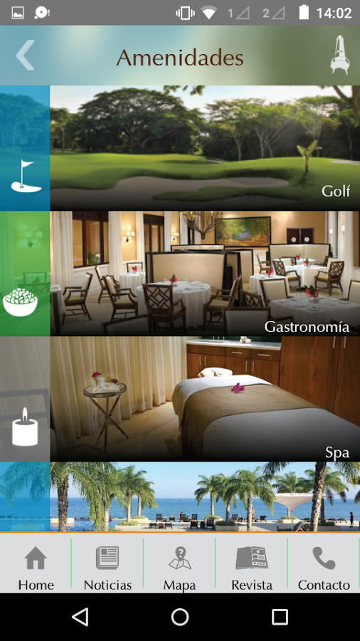 Buenaventura Resort- screenshot