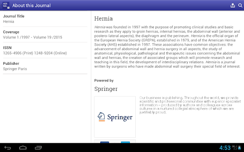 Hernia- screenshot thumbnail