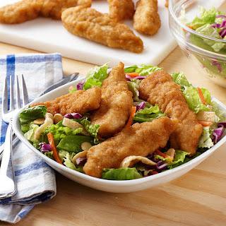 Asian Breaded Chicken Recipes