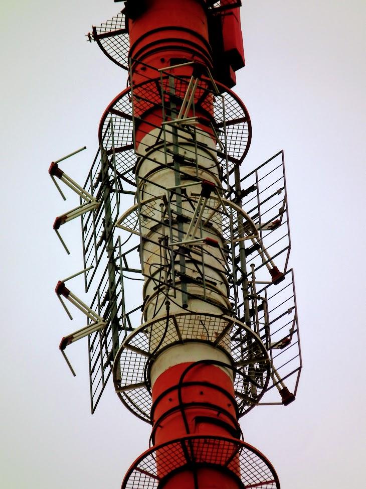 Gerecse - DVB-T/URH gerincadó állomás
