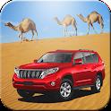 Extreme Prado Desert Drive icon